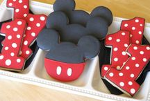 Mickey Birthday Party / Mickey Mouse Party + Mickeys not so scary halloween / by Elizabeth Hightower