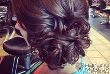 Beautiful Hairstyling