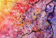 Waterpaint / Aquarelas / Watercolor