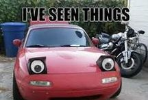 Car Humor / Some automotive humor to help you get through your day!