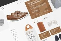 E-commerce design & inspirations