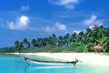 Nejkrásnější pláže / Pokochejte se pohledem na nejkrásnější světové pláže.