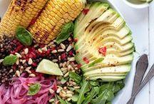 Healthy yummy goodness