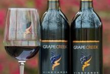 Our Wines / We present Grape Creek Vineyards Wines! If you are a GCV fan, let us know which wines are your favorite. If we are new to you, please feast your eyes on the variety of wines we have to offer!