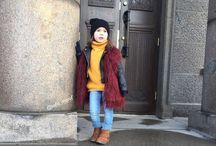 Sofia's style / Kids outfits