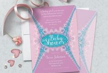 Invitation Cards • LLP / My cards & invitation designs at Lemon Leaf Prints