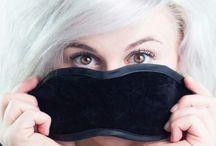 Eye masks/muscle pads/hand mitt / Heatable masks to help eye problems