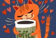 Rakas kahvi ♥inspiroivia kahvikuvia♥ / Eri tekijöiden Kuvia kahvista.