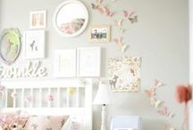 Kids Room Design & Decor Ideas / Planning to redesign or decorate a kid's room or nursery? On this board we share plenty of ideas and decorating tips for bringing to life children's rooms and creating the perfect cosy space for your offspring.