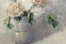 """pinturas (flores..pajaros...) / """"todo aquello que me gusta epecialmente"""""""