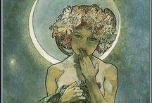 living art nouveau