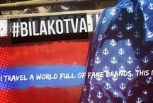 #style / #anchorcollection I travel a world full of fake brands This is #myoriginal  #blueprint #inspiration #kotva #czechia #modrotiskstraznice #bilakotva  2015-2017 #myoriginal