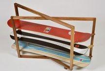 k.roh MOEBEL / Massivholz gibt Müll neues Leben // Charakteristische Möbel, von Hand gefertigt // www.k-roh.at //