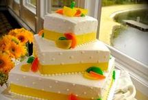 Wedding Cakes  / All of our wedding cakes are custom designs!
