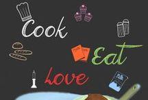 Cook Eat Love / La passione per la cucina. Ci dilettiamo tra i fornelli e vi proponiamo i risultati! Qui tutte le nostre ricette.