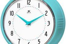 Retro Clocks / Clocks with a retro look
