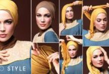 Hijab Tutorial Style Secret / Reveal The Secret of Shafira Hijab Style