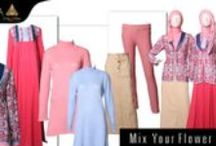 Mix and Match / Get in Style with Shafira