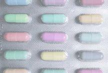 Pills / Different kinds of pills