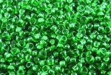 MATUBO Seed Beads 7/0 / http://www.scarabeads.com/Glass-BEADS/matubo-glass-beads/Matubo