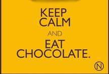Chocolate Quotes / Because there is so much to say about chocolate, and chocolate has so many stories to tell.