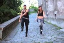 DANCE FITNESS - Nevena & Goran / it's ZUMBA TIME :P I love them very much <3 it's inspired me to get fit and healthy  / by I am bear lover