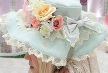 Head dresses~