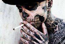  Tattoos  / by 💀Brendon Black✖️