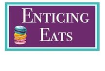 Enticing Eats / The internet has wildly expanded my weekly menus. Here are a few recipes that look delicious!
