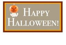 Happy Halloween! / Fun and spooky ideas to make your Halloween the best!