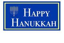 Happy Hanukkah! / The Festival of Lights is coming soon!