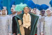 Alidoro - La Cenerentola - Rossini / Teatro dell'Opera di Roma, 2016