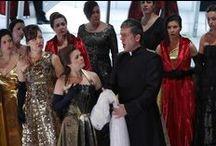 Raimondo - Lucia di Lammermoor - Donizetti / Gran Teatre del Liceu, Barcelona - 2015
