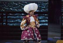 Mustafa - L'italiana in Algeri - Rossini / Opera de Firenze - 2016