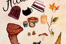Autumn / Seasonal Ideas