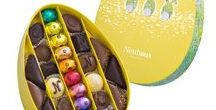 Easter Chocolate 2017 / Delight yourself or loved ones with delicious Belgian Chocolate Easter eggs, bunnies, ballotins, baskets and more  from Neuhaus