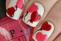 Nails / Nail art, nail polish, must try at some point! / by Tiffany Smith