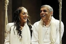 Much Ado  / Amazing production by the RSC set in New Delhi