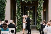 Ceremony / Beautiful Ceremony Florals, Decor & Design