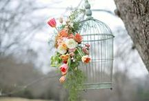 Dreamy wedding details  / Just lots of pretty things that catch our eye