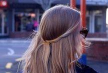Hair Styles / by Firdevs Lala