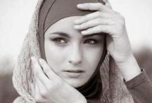 Dress like Muslim Girl's / by Firdevs Lala