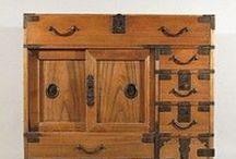 Japanese Antiques / Japanese Furniture at Indigo