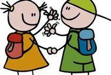 kleuters / wetenswaardigheden over de ontwikkeling van het jonge kind.