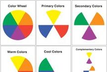 C O R E - color theory / by teaching artist