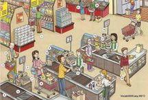 thema: winkel / kleuterplein thema winkel