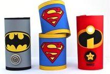 THEME - super hero / by teaching artist