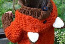 igłą nitką i na drutach