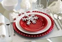 Christmas Party / Plan a Christmas party that everyone will be talking about until next December (and not just because you danced on the table)...
