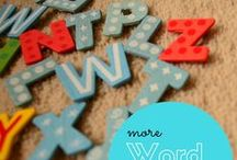 Reading & Writing (3-6 years) / Your preschooler is thorough with his ABCs, now what? Here are some pins that can guide you through the next crucial steps.